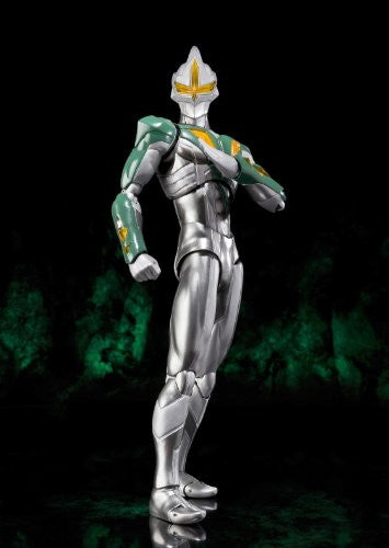 Image 8 for Ultraman Zero THE MOVIE: Choukessen! Beriaru Ginga Teikoku - Mirror Knight - Ultra-Act (Bandai)
