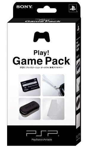 Image 2 for PSP Accessories Pack Game Pack
