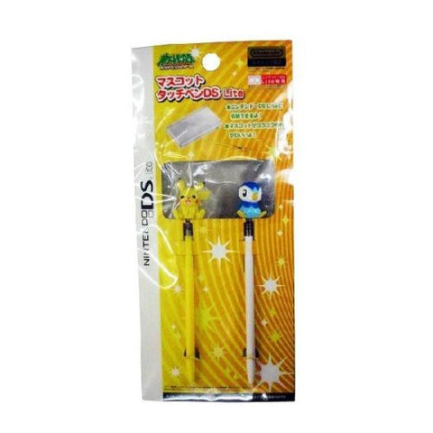 Image for Mascot Touch Pen DS Lite (08 Summer Pikachu & Pochama)