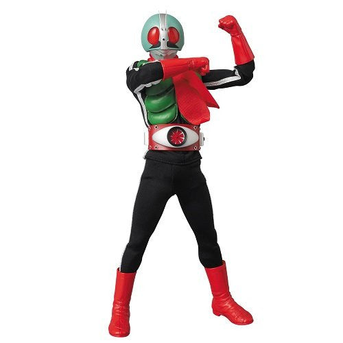 Image 1 for Kamen Rider - Kamen Rider Nigo - Real Action Heroes No.552 - 1/6 - Ver.2.5 (Medicom Toy)