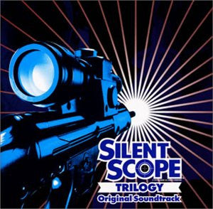 Image 1 for SILENT SCOPE TRILOGY Original Soundtrack