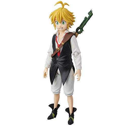 Image 10 for Nanatsu no Taizai - Hawk - Meliodas - Mafex No.014 (Medicom Toy)