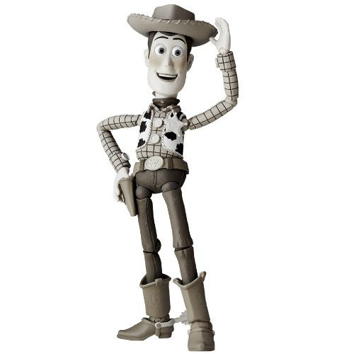 Image 3 for Toy Story - Woody - Revoltech - Revoltech SFX #010 - Sepia Color Ver (Kaiyodo)