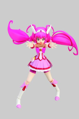 Image 7 for Smile Precure! - Cure Happy - Candy - S.H.Figuarts (Bandai)
