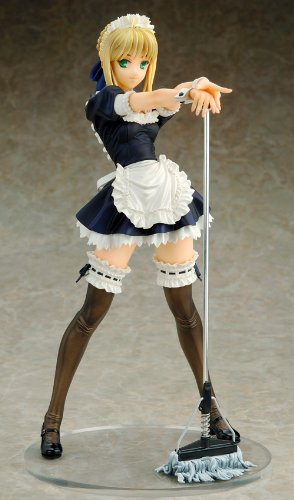 Image 2 for Fate/Hollow Ataraxia - Saber - 1/6 - Maid Ver. R (Alter)