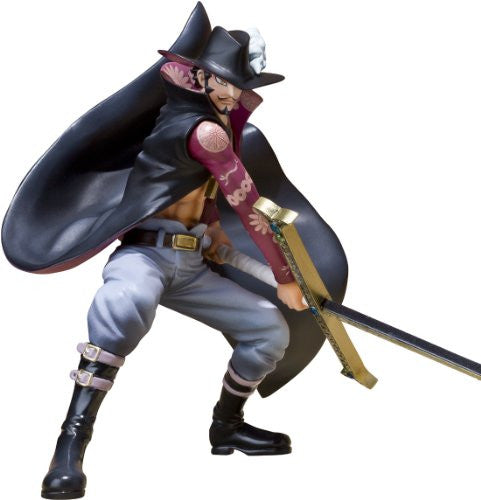 Image 1 for One Piece - Juracule Mihawk - Figuarts ZERO - Battle ver. (Bandai)