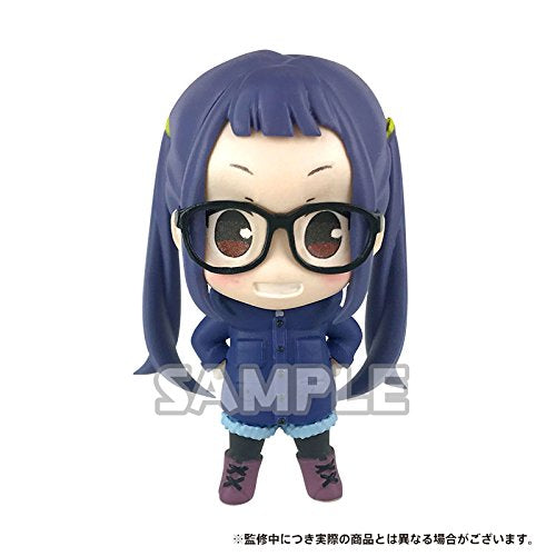 Bushiroad Creative Yurucamp Collection Figure Set of 6 Figure NEW from Japan