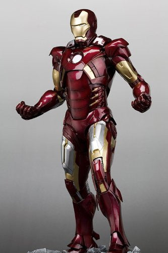Image 10 for The Avengers - Iron Man Mark VII - ARTFX Statue - 1/6 (Kotobukiya)