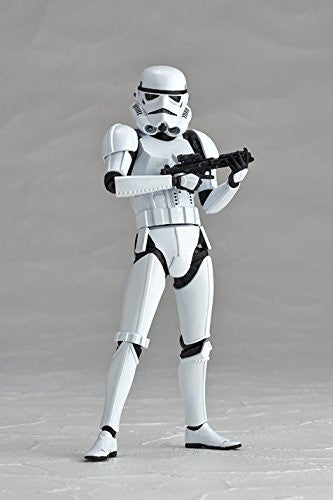 Image 2 for Star Wars - Stormtrooper - Revoltech - Star Wars: Revo No.002 (Kaiyodo)