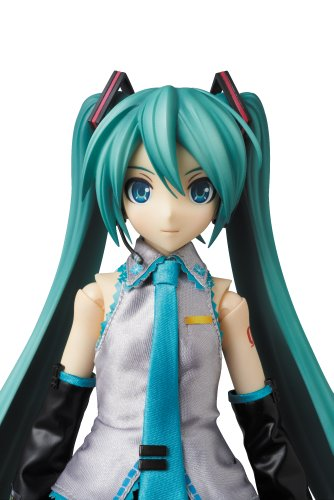 Image 8 for Vocaloid - Hatsune Miku - Real Action Heroes #632 - 1/6 - -Project DIVA- F ver. (Good Smile Company, Medicom Toy, SEGA)
