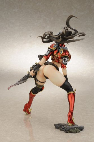 Image 4 for Queen's Blade - Echidna - Touki Ranbu - Red ver. (Q-six)