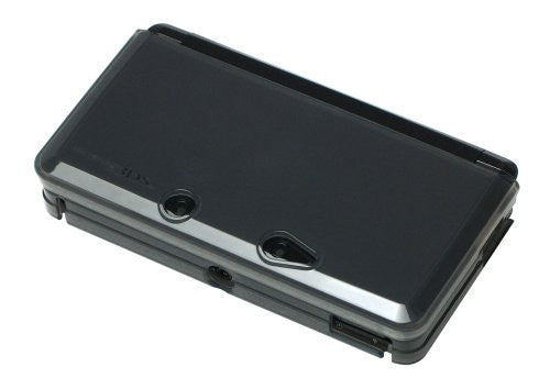 Image 2 for TPU Body Cover 3DS (clear black)