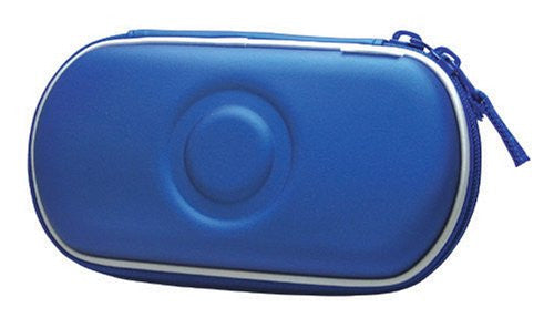Hard Pouch Portable (blue)