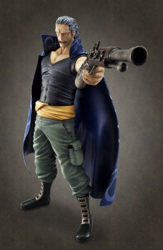 Image 2 for One Piece - Benn Beckman - Excellent Model - Portrait Of Pirates DX - 1/8 (MegaHouse)