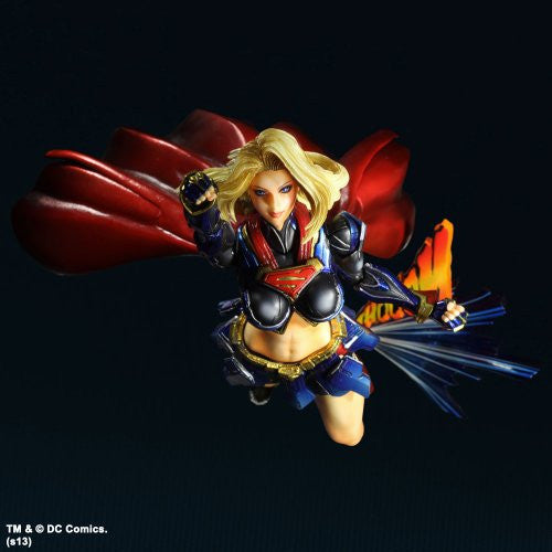 Image 9 for DC Universe - Supergirl - Play Arts Kai - Variant Play Arts Kai - Variant (Square Enix)