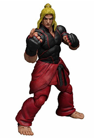Image for Street Fighter V - Ken Masters - 1/12 (Storm Collectibles)