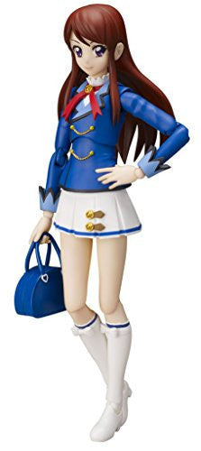 Image 1 for Aikatsu! - Shibuki Ran - S.H.Figuarts - Winter Uniform ver. (Bandai)