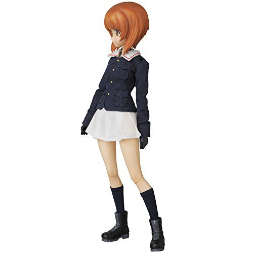 Image 4 for Girls und Panzer - Nishizumi Miho - Real Action Heroes #682 - 1/6 (Medicom Toy)