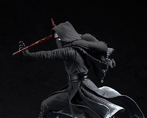 Image 7 for Star Wars: The Force Awakens - Kylo Ren - ARTFX Statue - 1/7 (Kotobukiya)