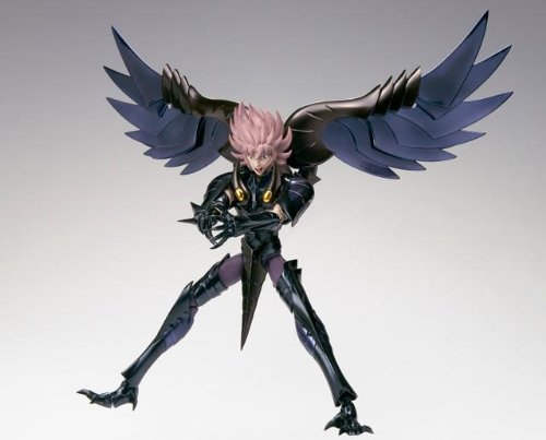 Image 3 for Saint Seiya - Harpy Valentine - Saint Cloth Myth - Myth Cloth (Bandai)