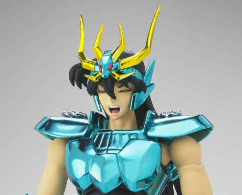 Image 8 for Saint Seiya - Dragon Shiryu - Myth Cloth EX - V2 (Bandai)