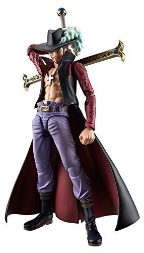 Image 1 for One Piece - Juracule Mihawk - Variable Action Heroes (MegaHouse)