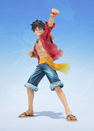 Image 7 for One Piece - Monkey D. Luffy - Figuarts ZERO - -5th Anniversary Edition-, The New World (Bandai)