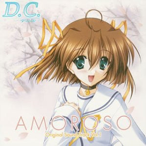 Image for D.C. ~Da Capo~ Original Sound Track Vol.1 AMOROSO