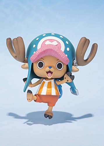 Image 5 for One Piece - Tony Tony Chopper - Figuarts ZERO - -5th Anniversary Edition-, The New World (Bandai)