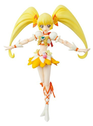 Image 2 for Heartcatch Precure! - Cure Sunshine - S.H.Figuarts (Bandai)