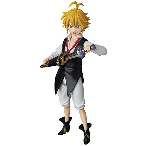 Image 1 for Nanatsu no Taizai - Hawk - Meliodas - Mafex No.014 (Medicom Toy)
