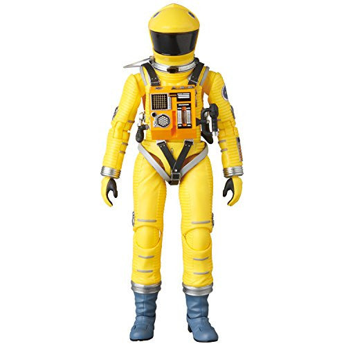 Image 6 for 2001: A Space Odyssey - Mafex No.035 - Space Suit - Yellow ver. (Medicom Toy)