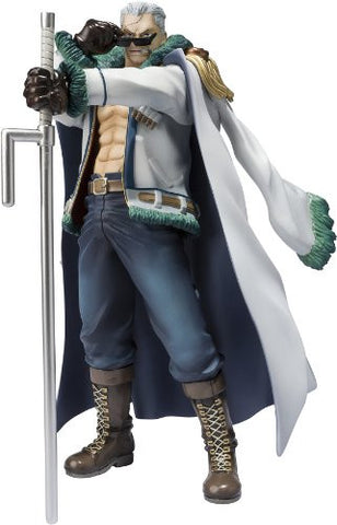 Image for One Piece - Smoker - Figuarts ZERO - Punk Hazard ver. (Bandai)
