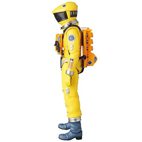 Image 5 for 2001: A Space Odyssey - Mafex No.035 - Space Suit - Yellow ver. (Medicom Toy)