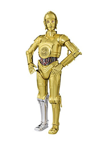 Star Wars: Episode IV – A New Hope - C-3PO - S.H.Figuarts - A New Hope (Bandai)
