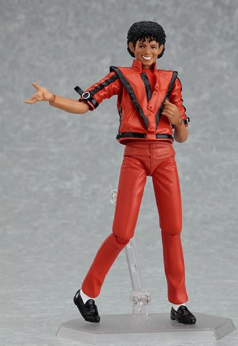 Image 3 for Michael Jackson - Figma #096 - Thriller Ver. (Max Factory)