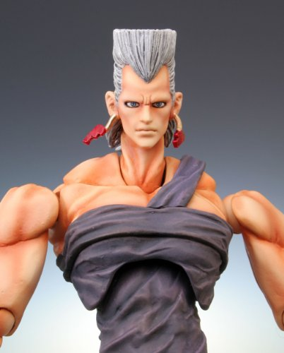 Image 3 for Jojo no Kimyou na Bouken - Stardust Crusaders - Jean Pierre Polnareff - Super Action Statue #4 (Medicos Entertainment)
