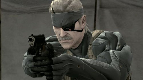 Image 6 for Metal Gear Solid 4: Guns of the Patriots [Special Edition]