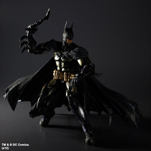 Image 9 for Batman: Arkham Asylum - Batman - Play Arts Kai - Armored Suit version (Square Enix)