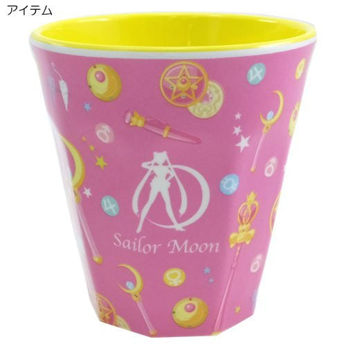 Bishoujo Senshi Sailor Moon - Sailor Moon - Melamine Cup - Item ML (Hasepro)