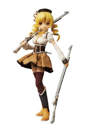 Image 1 for Mahou Shoujo Madoka★Magica - Charlotte - Tomoe Mami - Real Action Heroes #610 - Real Action Heroes MGM - 1/6 (Good Smile Company, Max Factory, Medicom Toy)
