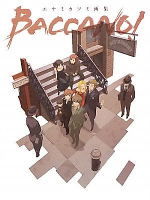 Image 1 for Baccano!   Enami Katsumi Illustrations