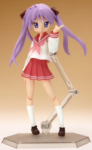Image 7 for Lucky☆Star - Hiiragi Kagami - Figma - 013 - Winter School Uniform (Max Factory)