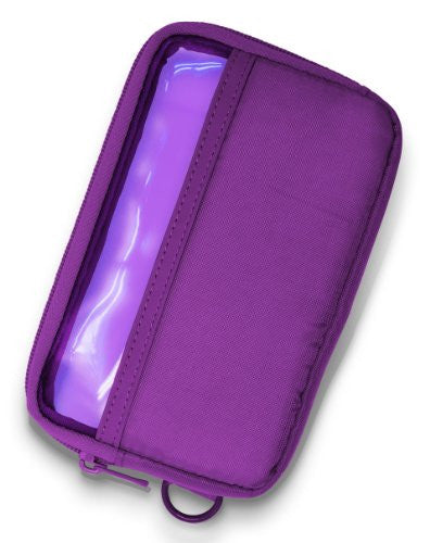Image 3 for Signal Pouch for 3DS LL (Purple)