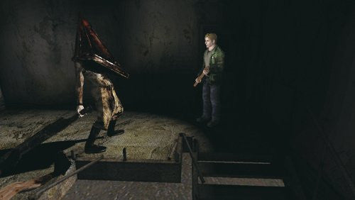 Image 2 for Silent Hill HD Collection [Remastered]