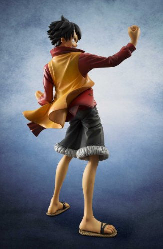 "Image 4 for One Piece Film Z - Monkey D. Luffy - Excellent Model - Portrait Of Pirates ""Edition-Z"" - 1/8 (MegaHouse)"