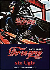 Image 1 for Dir En Grey Six Ugly Band Score Book