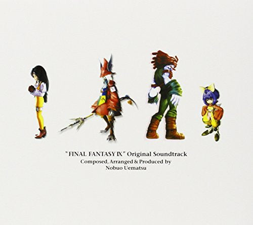 Image 2 for FINAL FANTASY IX Original Soundtrack