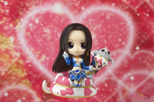 Image 7 for One Piece - Boa Hancock - Salome - Chibi-Arts - With Salome ver. (Bandai)