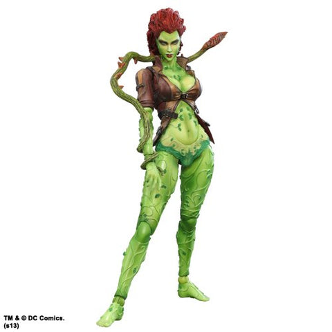 Batman: Arkham City - Poison Ivy - Play Arts Kai (Square Enix)